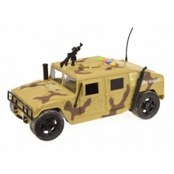 Armijas automašīna 1:16