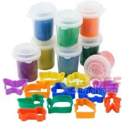 Plastilīna veidošanas komplekts CREATIVE KIDS