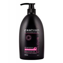 Fashion Professional šampūns krāsotiem matiem 900 ml