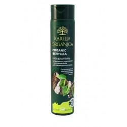 """Bio šampūns """"Organic BERYOZA"""", intensīva stiprināšana, 310ml"""