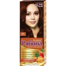 RJABINA matu krāsa (033) mahagonijs
