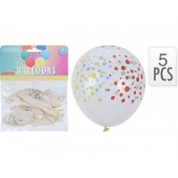 Balonu komplekts 5 gab.