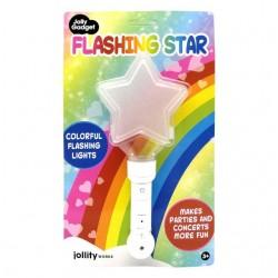 Burvju nūjiņa LED STAR