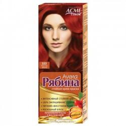 RJABINA matu krāsa (322) sarkana