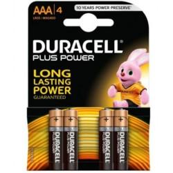 Baterijas AAAx4gab DURACELL