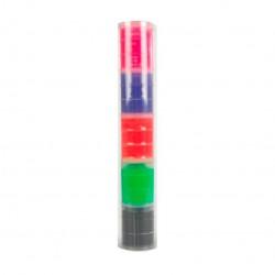 Slime in tube 5 pots Color