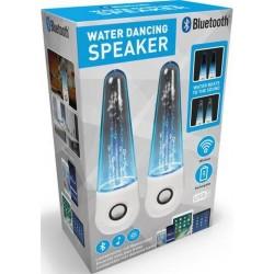Skaļrunis ar ūdens dekoru WATER DANCING 2x3W ABS