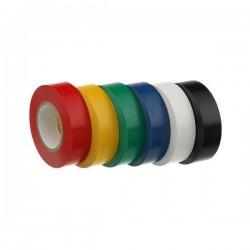 Izolācijas lente 6x3 M krāsaina