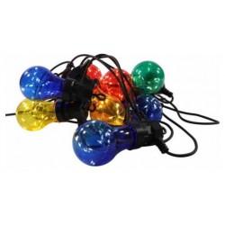 Ballīšu lampiņu LED virtene PARTY