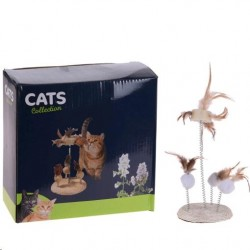 Kaķu rotaļlieta 14XH33CM