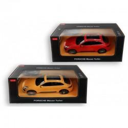 Radiovadāmā mašīna BMW 18 1:18 Porsche Macan 1:14