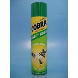SuperCobra спрей от ползающих насекомых