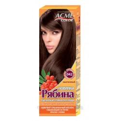 RJABINA matu krāsa (042) kastaņbrūns