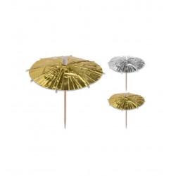 Kokteiļu lietussargi, 20gab