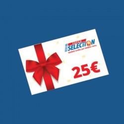 Dāvanu karte 25 EUR