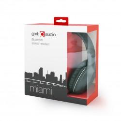 Bluetooth-гарнитура MIAMI, черная