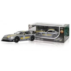 Radiovadāmā mašīna Auto Mercedes Benz AMG GT3 1:14
