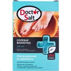 Sāls vanniņa kājām Dezodorējoša ar atvēsinošu efektu Doctor