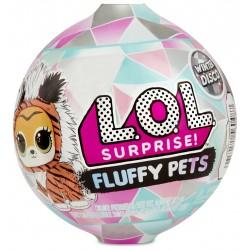 !L.O.L. LOL Surprise FLAFFY PETS pārsteiguma rotaļlieta