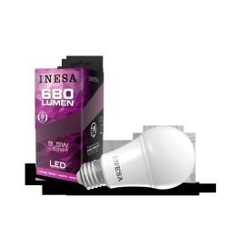 LED GLS E27 7.5W 240V 680lm 3000K 180' INESA spuld