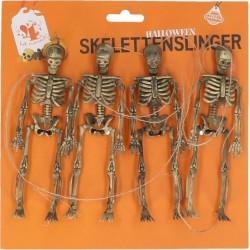 Dekoratīvie skeleti HALLOWEEN