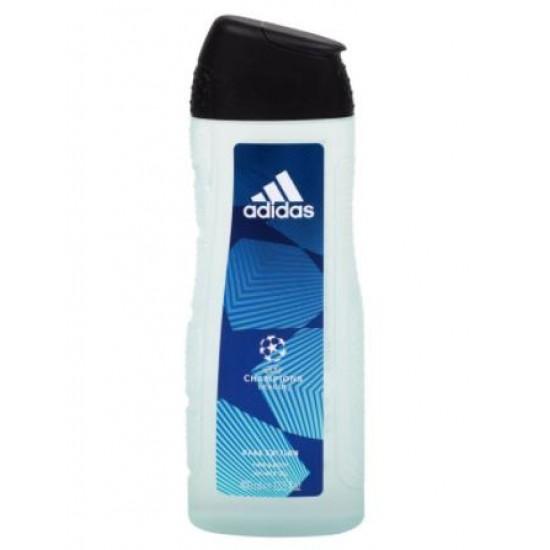 ADIDAS dušas želeja/šampūns 400ml Champions