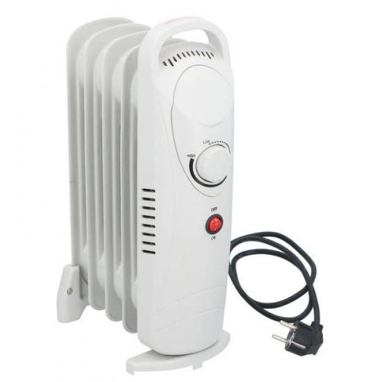 Eļļas sildītājs 650W 5 režimi