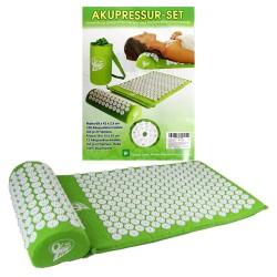 Набор для акупунктурного массажа (мат 68x42x2,5см + подушка