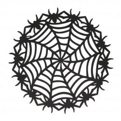 Galda paliktnis zirnekļa tīkls HALLOWEEN