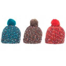 Adīta cepure, dažādas krāsas ACCES