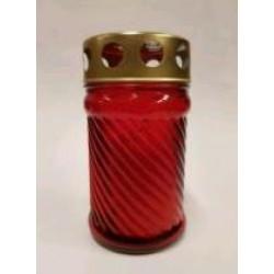 Kapu svece stikla svēčturī, 11 cm S