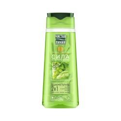 """Šampūns """"Divi vienā"""" ČISTAJA LINIJA CL, 250 ml"""