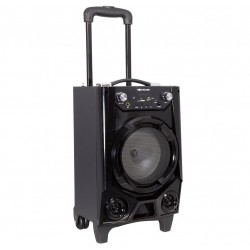 Skaļrunis Soundlogic ar LED gaismu