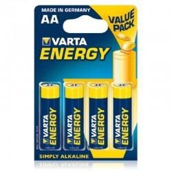 Baterijas AAx4gab VARTA