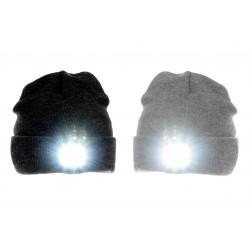Cepure ar integrētu galvas lukturi