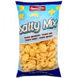 Kartupeļu uzkoda Salty mix 125g