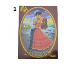 Puzzle Love Couples 1000 gab. 4 veidi
