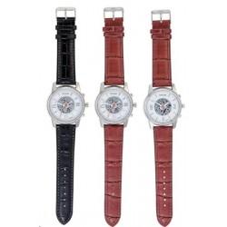 Vīriešu pulkstenis, dažādi veidi
