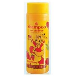 Šampūns bērniem Adventure Zemeņu 170 ml