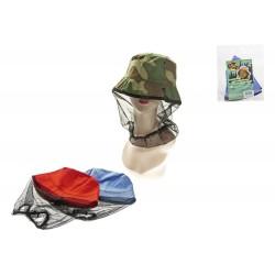 Детская защитная шапка от комаров