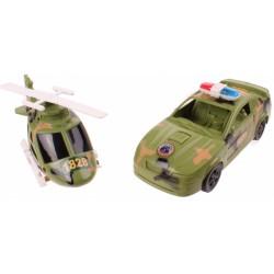 Militāro rotaļu kompekts