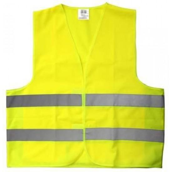 Atstarojoša dzeltena drošības veste