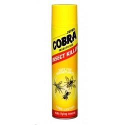 SuperCobra спрей от летающих насекомыхб 400мл