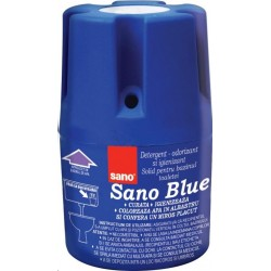 Sano Blue туалетный блок для смывной коробки 150гр