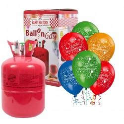 "Hēlija balons ""Party Factory"" 13,4L"