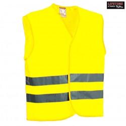 Drošības veste, dzeltena