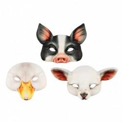 Dzīvnieku maskas