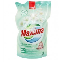 Sano Maxima Baby Aloe Vera veļ.mīkst. 1L