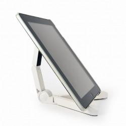 Telefona/planšeta statīvs, balts