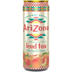 Напиток из зеленого чая ARIZONA PEACH, 330мл